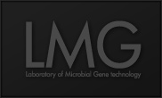 logo Laboratory of Microbial Gene technology